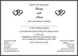 wedding ceremony phlet wedding cards wording cloveranddot