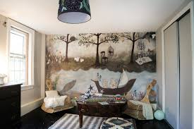 enchanted forest wall mural home design ideas home design enchanted forest wall murals liances landscape part 48