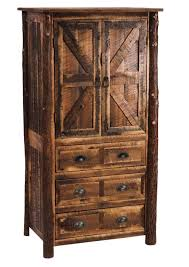 western jewelry armoire barnwood rustic armoire western bedroom furniture free shipping