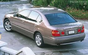 1998 lexus gs400 lexus gs300 and gs400