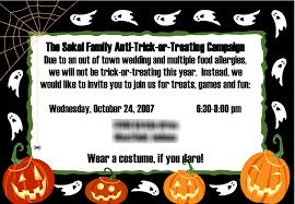 beauteous original halloween party invitations invitations ideas