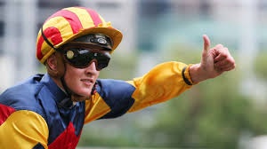 lexus melbourne cup melbourne cup dream alive for chad schofield snaring the gun ride