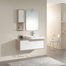 Bathroom Vanities Prices Bathroom Cabinet With Ceramic Basin White Furniture Wall Mounted