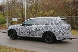 2018 bmw x7 pre production prototype makes first public appearance