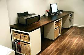 Diy Desk Plans Home Office Desk Plans Build Your Own Computer Desk Plans Home