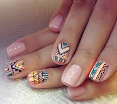 figuras geometricas uñas los trucos más bellos y sencillos de arreglo de uñas sitfit