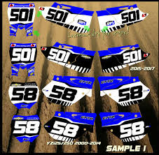 jgr racing motocross rusk racing custom motocross graphics and decals thick stickers