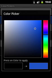 android color picker mono for android color picker sle cheesy bits and bobs