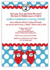 dr seuss baby shower invitations dr seuss style baby shower