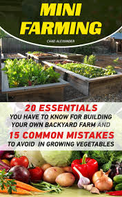 buy mini farming 20 essentials you have to know for building your