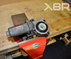 bmw x3 x5 x6 gear box transfer case servo actuator motor repair