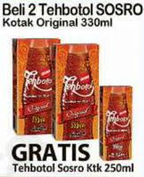 Teh Kotak Sosro 330ml promo harga teh kotak terbaru minggu ini katalog alfamart hemat id