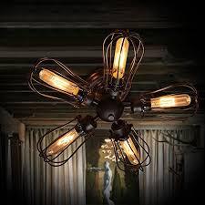 3 head ceiling fan vintage ceiling fans fan with light amazon com voicesofimani com