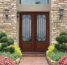 Fiberglass Exterior Doors With Glass 8 Best Premium Fiberglass Entry Doors Images On Pinterest