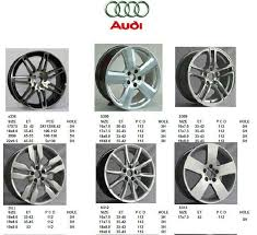 audi catalog blue machined alloy wheel for audi serial cars shop for