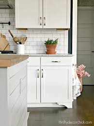 kitchen cabinet toe kick ideas diy furniture for basic kitchen cabinets from thrifty