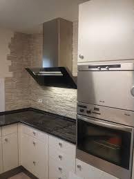 steinwand küche wandgestaltung im privatbereich franzen wanddesign