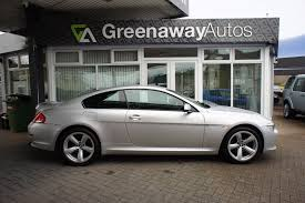 bmw cardiff used cars used bmw 6 series 635d sport stunning example silver 3 0 coupe