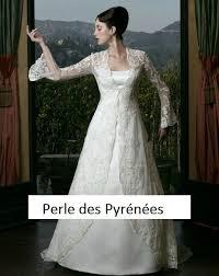 manteau mariage manteau de mariée en dentelle t 38 blanc réf mant dent perle