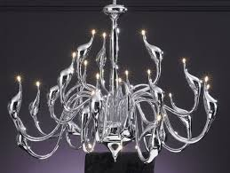 Large Glass Chandeliers Black Modern Chandeliers And Luxury Large Black Glass Chandelier