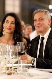george clooney wedding george clooney wedding the clooney wedding has officially