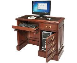 Computer Desk Mahogany Mahogany Computer Desk Homedecorshop Info