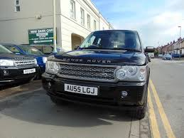 toyota land rover 2005 used land rover range rover 2005 for sale motors co uk