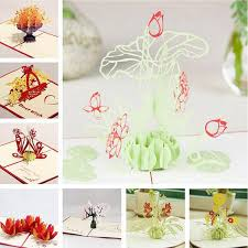 new arrival 3d handmade creative s day greeting gift