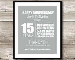 20 year work anniversary print gift digital print customizable