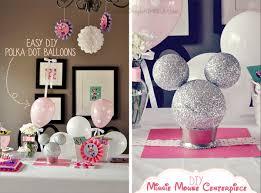 minnie mouse party our semi diy minnie mouse celebration