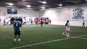 Fxa Flag Football 403 Strikers Vs Straight Outta Shape Youtube