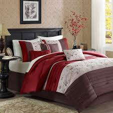 create the perfect romantic getaway in your own home with this madison park belle elegant comforter duvet cover setscomforter