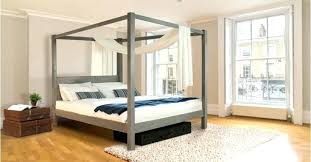 4 Post Bed Frame King Four Post Bed Frame 18 Master Bedrooms Featuring Canopy Beds And