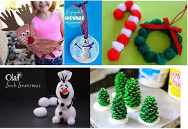Holiday Crafts For Kids Easy - 5 easy holiday crafts your kids will love