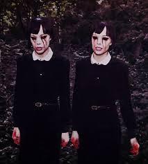 Halloween Costumes Siblings Cute Creepy 25 Twin Girls Halloween Ideas Twin