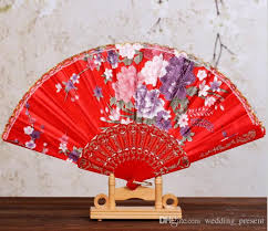 folding fans wedding fans advertising and promotional folding fans