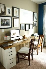 dual desk office ideas dual office desk