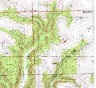 minnesota topographic map topo maps