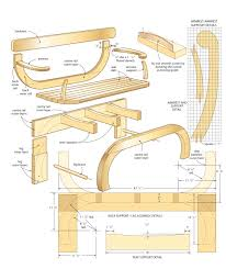 outdoor loveseat woodworking plans woodshop plans