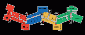 Burlington Mall Map The Battles Of Jamieboo Malls The Mills