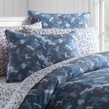 Camouflage Bedding For Girls by Camo Canvas Duvet Cover Sham Pbteen
