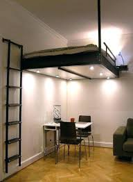 Loft Bunk Beds For Adults Floor Beds For Adults Create A Loft Space In Your Small Apartment