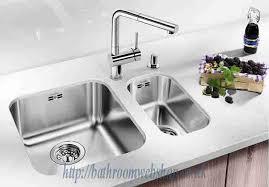 Supra Stainless Steel Kitchen Sinks BLANCO Supra U Undermount - Kitchen sinks blanco