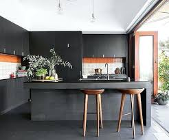 Matte Black Kitchen Cabinets Black Kitchens Traditional Black Kitchen Black Kitchen Cabinets