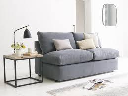 chatnap sofa bed double modular sofa bed loaf loaf