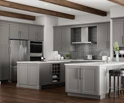 small kitchen grey cabinets gray kitchen cabinets kitchen the home depot