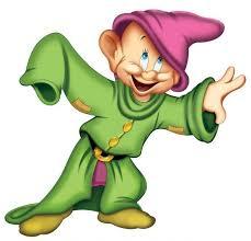 81 dopey images disney magic dwarfs