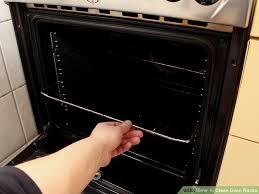 3 Ways to Clean Oven Racks wikiHow