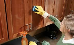 how to clean wood kitchen cabinets how to clean sticky wood kitchen cabinets manual for you 2021