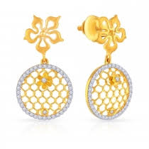 gold earrings online gold earrings for women online malabar gold diamonds us